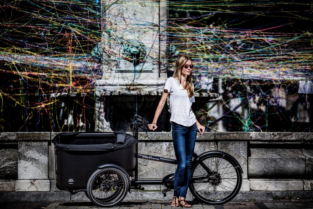Le MK1-E de Butcher & Bicycle élu meilleur Cargo Bike 2017
