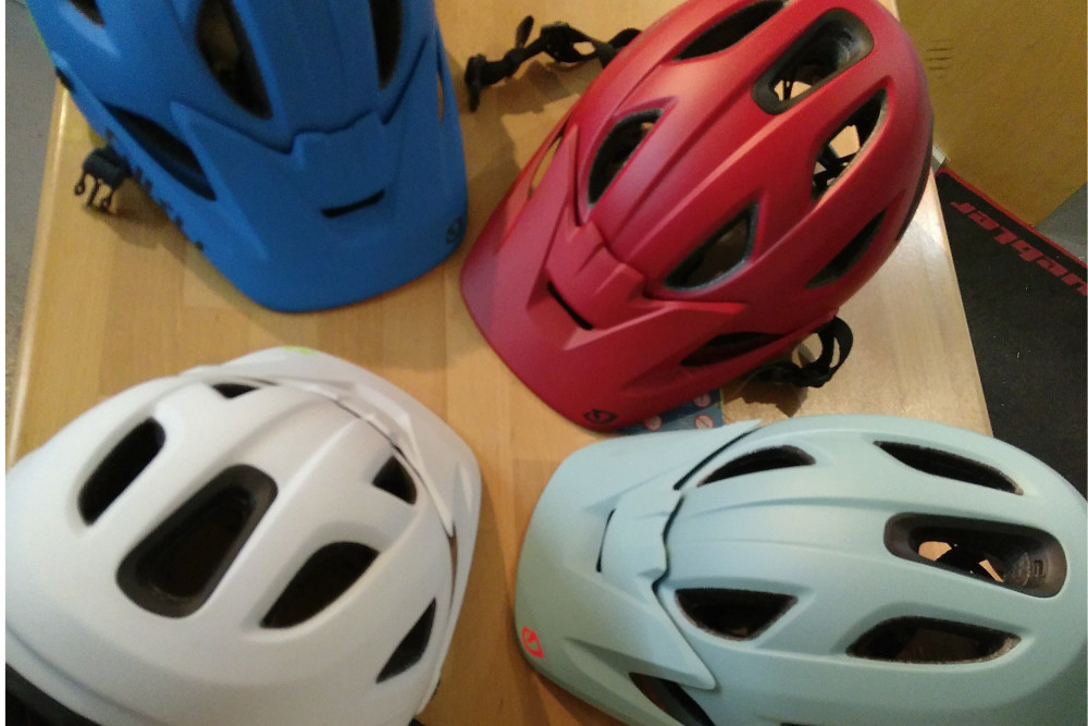 easycycle teste pour vous : Casque GIRO MONTARO MIPS