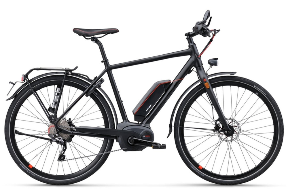 easycycle teste pour vous : Koga XLR8 45km/h