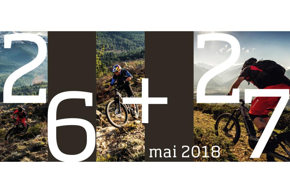 easydays - Deux jours pour tester le meilleur de l'E-Mountain Bike