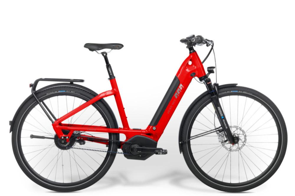 Cresta Giro Neo - magnifique vélo en stock chez easycycle