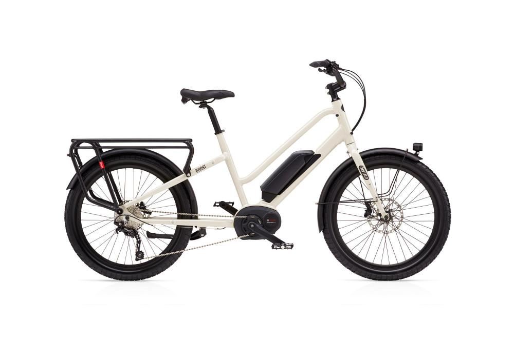 Nous avons reçu notre nouveau Cargo : Le Boost E 10D de Benno Bikes
